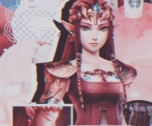 the legend of zelda, twilight princess, and princess zelda image