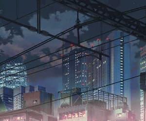 aesthetic, gif, and anime image