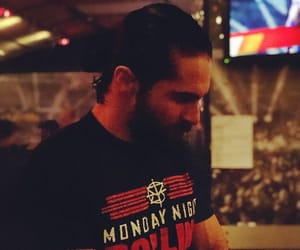 shield, wwe, and seth rollins image