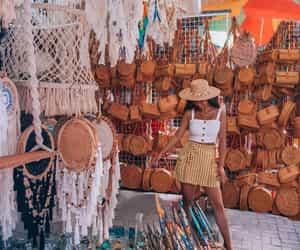 bali, fashion, and travel image