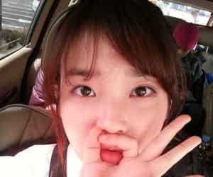 iu, girl, and korean image