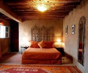 interior design, marocco, and marrakech image