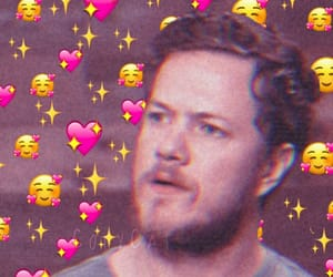 aesthetic, hearts, and imagine dragons image