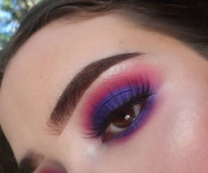 brown eyes, inspo, and lashes image