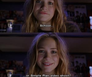 simple plan, olsen, and movie image
