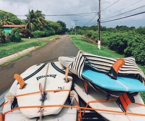 surf, things, and trip image