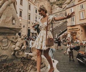 city, fashion, and style image
