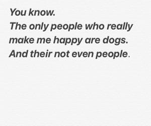 animals, dogs, and quotes image