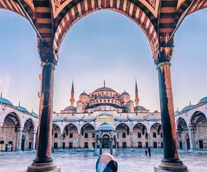 arches, turkey, and architecture image