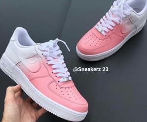 air force, women, and nike image