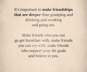choice, deep, and friend image