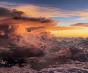 cielo, sky, and clouds image