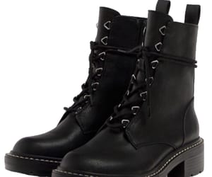 boots, png, and black image