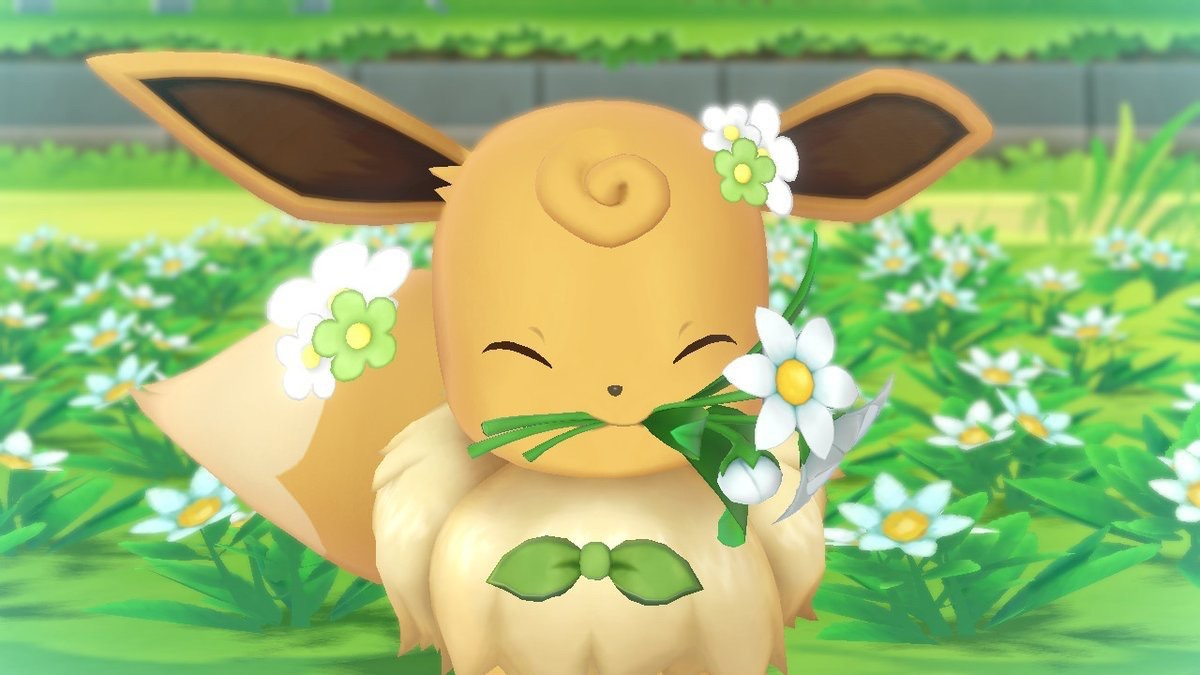 eevee, cute, and kawaii image