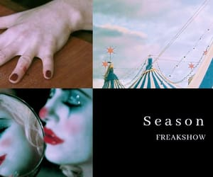 aesthetic, edit, and freakshow image