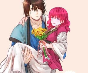 anime, couple, and fanart image