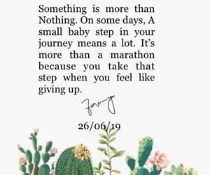 june, i write, and small steps image