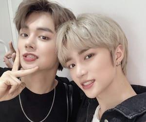 txt, beomgyu, and yeonjun image
