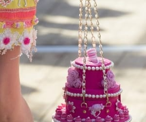 accessory, bag, and cake image