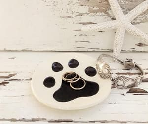 etsy, spoon rest, and dog puppy pet image