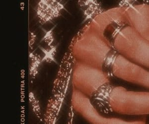 rings, Harry Styles, and hands image