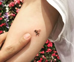 aesthetic, bees, and indie image