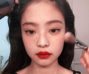 asian, eyes, and face image