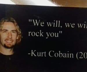 funny, kurt cobain, and meme image