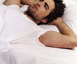 handsome, robert pattinson, and Hot image