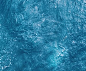 blue, sea, and wallpaper image