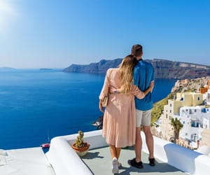 Athens, boyfriend, and travel image