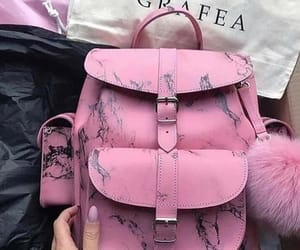 pink and bag image