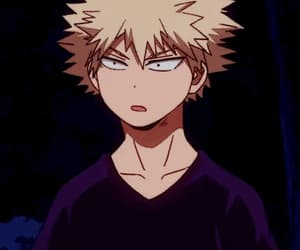 gif, bakugo katsuki, and anime boy image