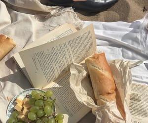 beach, france, and paris image