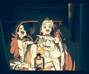 anime and the promised neverland image