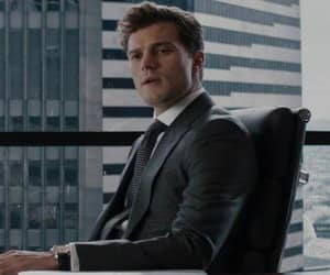 forever, christian grey, and fifty shades of grey image