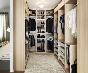 bedroom, Chambre, and clothes image