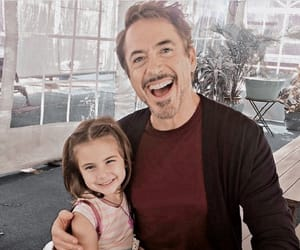 iron man, Marvel, and robert downey jr image