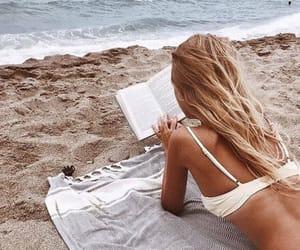 beach, bikini, and indie image