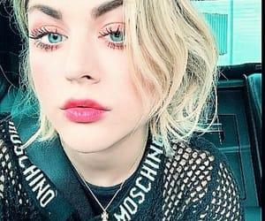 alt, black, and makeup image