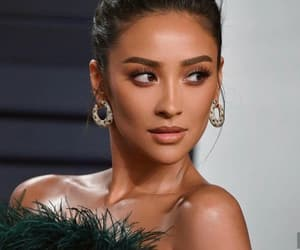 shay mitchell, celebrity, and dress image