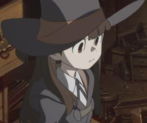 anime girl, gif, and anime funny image