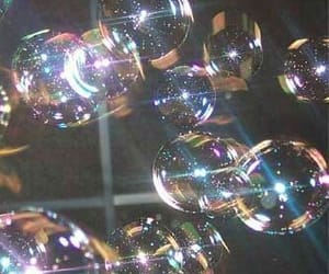 bubbles and aesthetic image