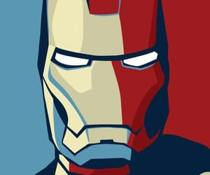 Avengers, robert downey jr, and iron man image