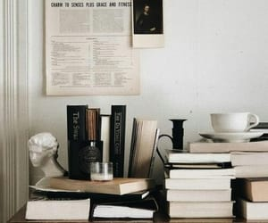 book, aesthetic, and black image