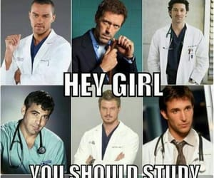 medicine and med school image