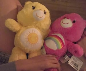 dolls, pink, and yellow image