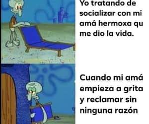 mama, meme, and calamardo image