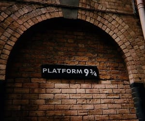 aesthetics, harry potter, and tag image