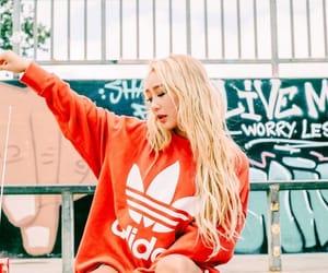 k-pop, kim hyojung, and hyolyn image